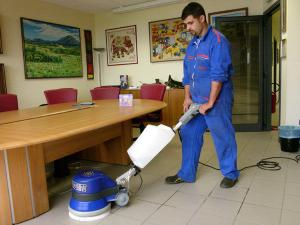 umývanie podláh