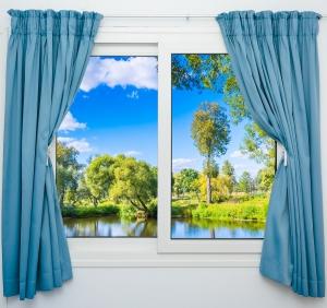Umývanie okien – Výškové práce