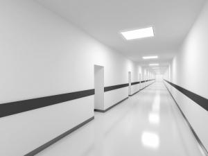 Strojné čistenie podláh - Priemyselné podlahy